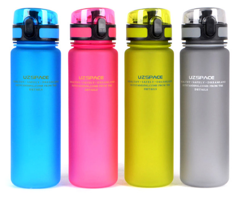 uzspace пляшка для води