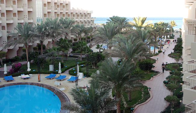 готель в єгипті 4 зірки