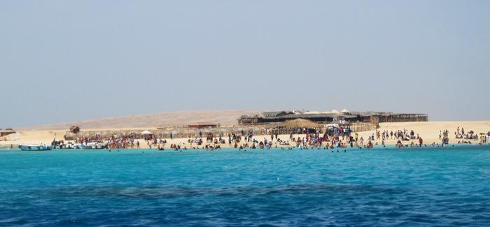 райський острів хургада