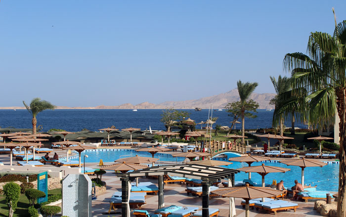 sea club resort шарм ель шейх відгук