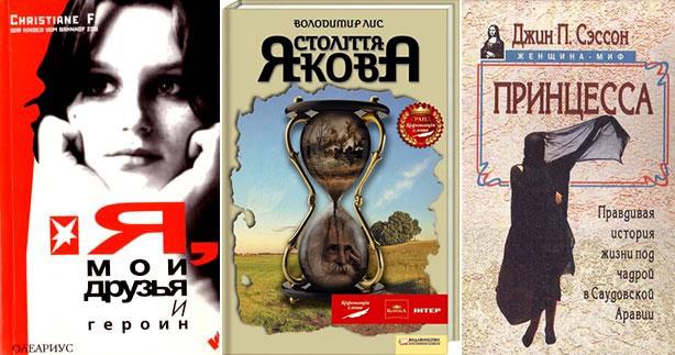 рецензії на книжки українською