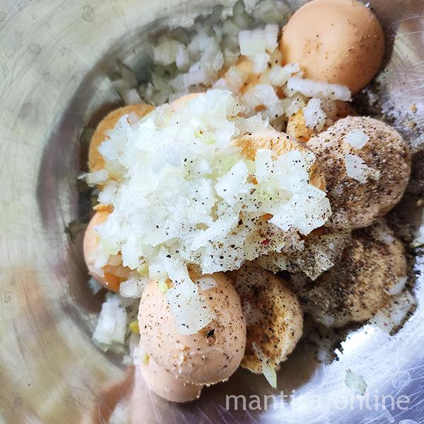 рецепт фаршированих яєць